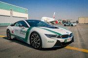 '황금의 도시' 두바이, 경찰차도 '슈퍼카'네