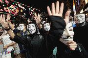 """中 """"폭동진압, 홍콩 국가기관 공통의 책임"""" 무력사용 압박"""