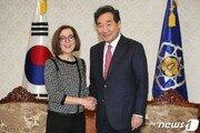 李총리, 오리건주에 산림행정 협력·韓기업 지원 요청
