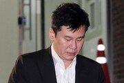 """'협박 혐의' 양현석 14시간 조사 후 귀가…""""성실히 조사 받았다"""""""