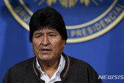 볼리비아 모랄레스 대통령 사임…집권 약 14년만에 불명예 퇴진