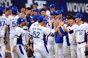 양현종 5.2이닝 1실점-김재환 3점포…한국, 프리미어12 슈퍼R 2승째