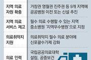 영월-거창 등 '의료취약' 9곳에 공공병원 신축
