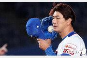 김광현, 5년만에 만난 대만에 '또 혼쭐'…3⅓이닝 3실점 조기강판