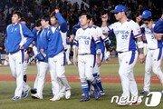 김경문호, 한 수 아래 대만에 0-7 충격패…2승1패로 일본과 공동 2위