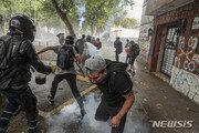 칠레 불평등시위 26일째… 대규모 행진과 파업 전국 확대