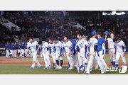 '한국 vs 대만' 올림픽 본선행 경쟁…여전히 한국이 유리