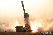 """北매체 """"초대형 방사포는 자위적 국방력…한미가 평화 위협"""""""