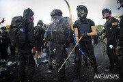 홍콩 시위 격화 3일간 58명 부상·1명 위독