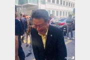 '선거법 위반' 혐의 안승남 구리시장  2심서도 무죄