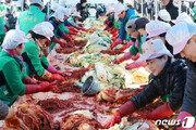 4인가족 김장비용 28만6천원…지난해 대비 8.7% 상승