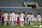 한국, 레바논 원정서 0-0 무승부…평양 이어 2경기 연속 무관중