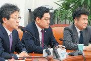 """유승민 """"한국당과 통합 공식대화 계획 없다"""""""