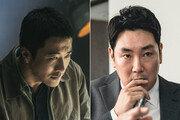 권상우·조진웅, 스크린에서 '웃는 남자'