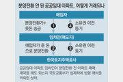 """""""지금 사면 대박"""" 공공임대 위험한 거래"""