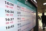 """20일부터 철도 파업… 정부 """"대체인력 투입"""""""