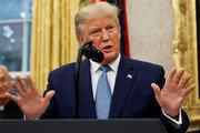 """트럼프 """"탄핵청문회 출석해 증언하는 방안 고려"""""""