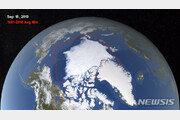 해수온도 상승으로 알래스카 북극빙 늦어 생태계 우려