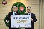 사랑의열매, '사랑의 온도탑' 모금 시작…올해 나눔목표액 총 4257억