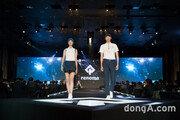 레노마골프, 새로운 브랜드 콘셉트 공개…신제품 발표 패션쇼 개최