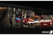 홍콩경찰, 12세 소년 폭동 혐의 기소…최연소 기록