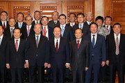 韓·中 기업인 경제협력 소통 나서…최태원·정의선 등 참석