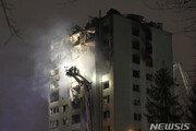 슬로바키아 아파트서 가스 폭발, 5명 사망 40여 명 부상