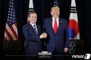 [일지] 文대통령-트럼프 대통령, 22번째 전화통화까지