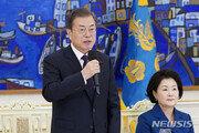 """""""文대통령 홍콩-신장 발언 왜곡""""… 외교부, 中에 반박입장 전달"""