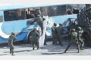 대만軍, 침입한 중국군 잡는 훈련