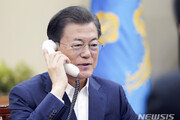 文대통령, 한-몽골 수교 30주년 기념 축하서한 교환