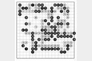 [바둑]중신증권배 세계 AI바둑 오픈 대회… 빈틈없는 공격