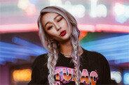 효린, 'BAE' MV 비하인드컷…아낌없는 대방출