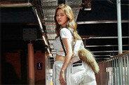 김밥 패딩? 봄빛 패딩!…올겨울 롱패딩 트렌디하게 입는 법
