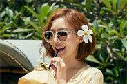 'SKY캐슬' 윤세아, 발리서 확인한 제2의 전성기