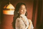 공원소녀 레나, 유기견과 동반 화보…사랑스러움이 두 배