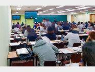서울 노량진의 공무원시험 학원 모습. [동아DB]