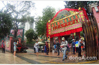 [모두의 홍콩] 홍콩의 최대의 도교 사원 웡타이신사원