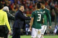 '부상병동' F조 멕시코도 '28명 엔트리' 발표