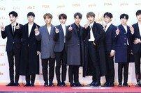 [DA:차트] 워너원 ,3월 아이돌 100대 브랜드 1위…방탄소년단·엑소 2·3위