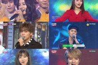 "[DA:리뷰] ""너무 감사합니다""…'쇼챔피언' 모모랜드 1위 '눈물' (종합)"