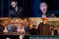 [DA:차트] 김영철, 2연타 흥행…'안되나용' 트로트차트 1위