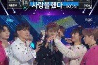 [DA:리뷰] '음악중심' 아이콘, 11관왕 대기록…마마무·NCT 컴백 (종합)