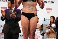 '188㎝-110㎏ 거구' 세계 최강 여성 파이터 가비 가르시아 로드FC 047 출전