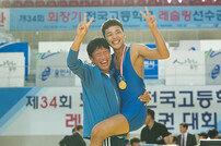 """[DA:현장] """"흔하디 흔한 가족영화?""""…그 틀 깨버린 '레슬러'"""