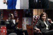 [DA:클립] '무법 변호사' 주역 4人, 반전 가득 비하인드 영상