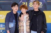 [포토] 고등래퍼2를 빛낸 TOP3의 미소