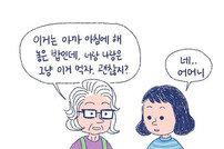 [이 웹툰] SNS 팔로어 수만 64만 명…이 시대 며느리의 로드맵 '며느라기'