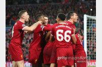 '살라 2골-2도움' 리버풀, 로마 5-2 제압… 챔스 결승 보인다