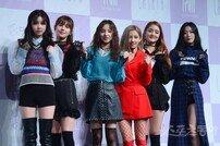 [DA:차트] (여자)아이들, 6월 걸그룹 브랜드평판 1위…트와이스·AOA 2·3위